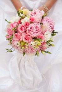 Bouquet rosas rosa