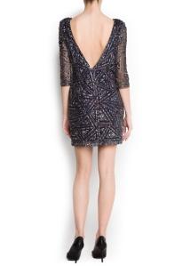 vestido mango 99,99 euros
