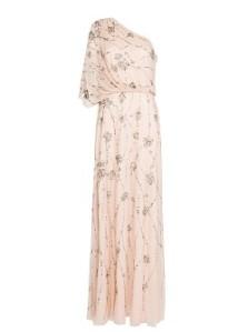 vestido tul bordado mango 129,99€