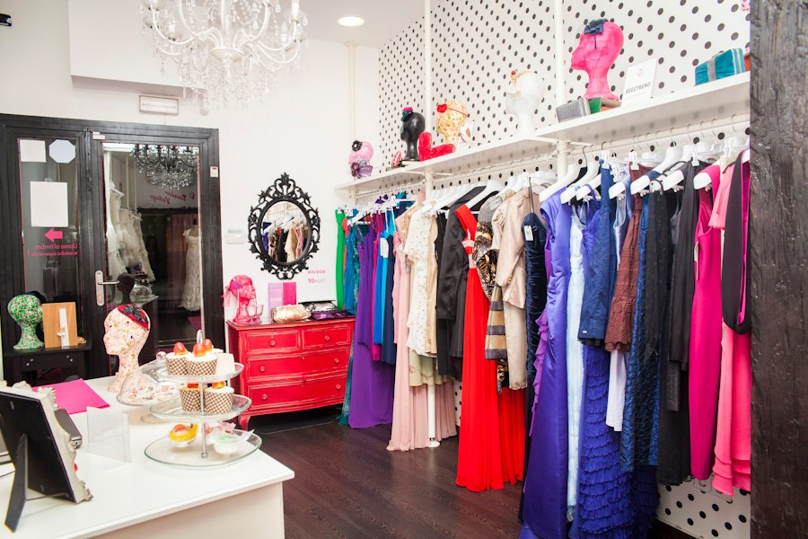 Tienda Vintage Decoracion Madrid ~ Una joyita de tienda, el tocador vintage, vestidos para invitadas 2013