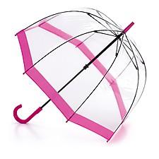 paraguas transparente rosa 28,45euros página curiosite