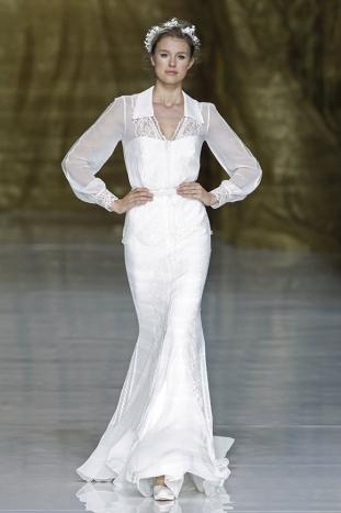 pronovias 2014 vestidos de invierno