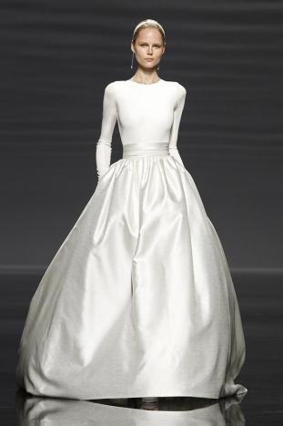 Rosa Clara 2014 vestidos de invierno