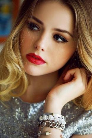 pinterest labios rojos 4